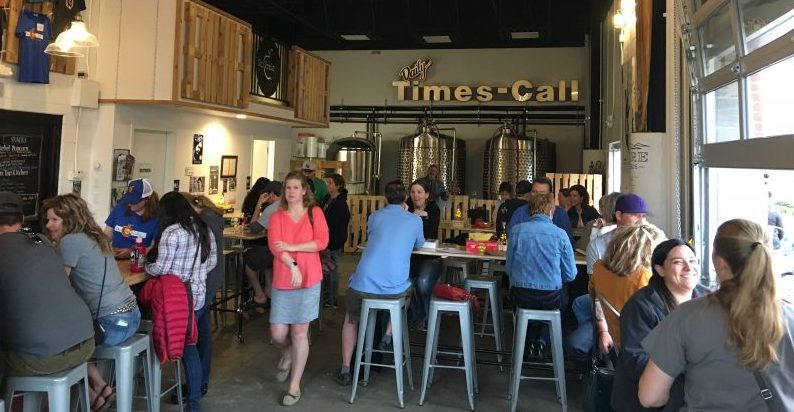 St. Vrain Cidery taproom