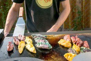 Shinkyu No Food Cart