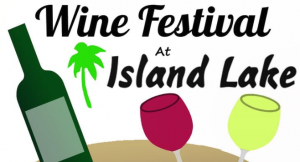 Wine Festival at Island Lake